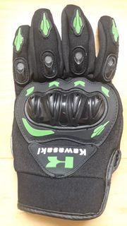Motorrad Handschuhe Kawasaki Protector Sommer