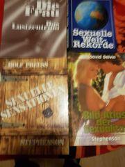 Erotische Bücher gebraucht guter Zustand