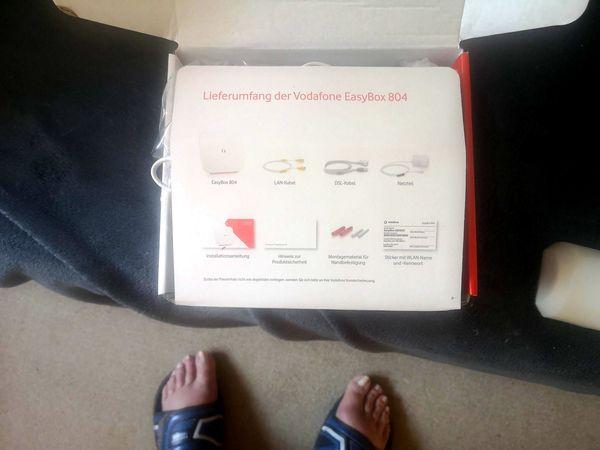 Vodafone EasyBox 804 Unbenutzt