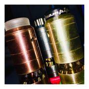 Steampipes Corona V8 SUN inkl