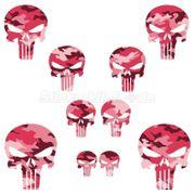 10 x The Punisher Sticker