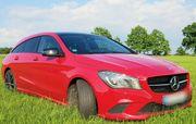 Mercedes-Benz CLA 220 Shooting 7