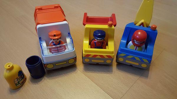 Playmobil Autos 1-2-3