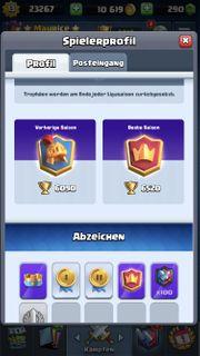 Clash Royale Level 13 - 27