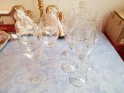 Wein-Gläser Sektgläser