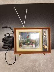 Spieluhr Weihnachtsspieluhr fernseher Nostalgie