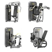 11 x Technogym Element Geräte -