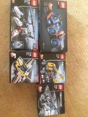 Lego Technic Sets 40020 42044