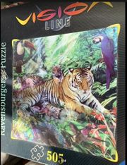Ravensburger Puzzle Vision line Dschungel