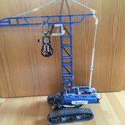 Fahrbarer Kran von Lego Technik