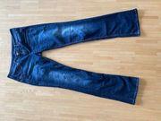TOP-Jeanshose Damen Benetton skinny