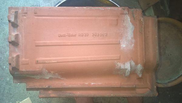 Dachziegel RB 23