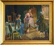 MeisterGemälde v LUDVIG JACOBSEN 1890