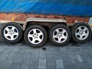 Winterreifen mit 16 Zoll Audi