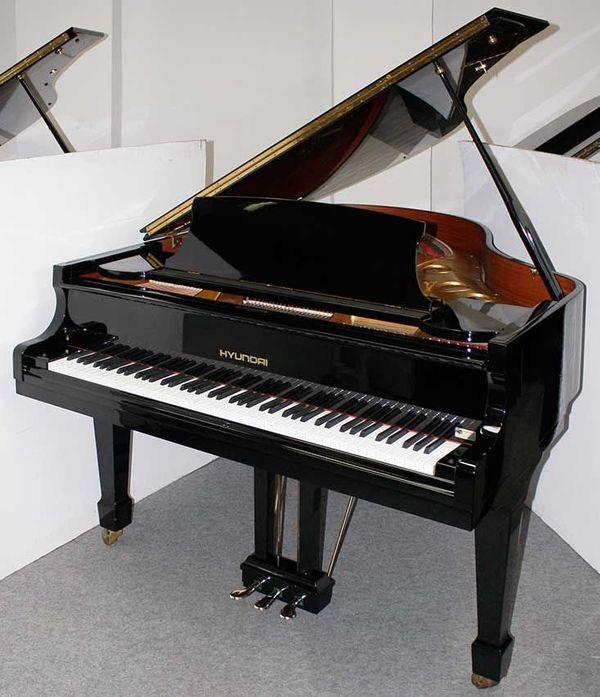 Flügel Klavier Hyundai G-84 schwarz
