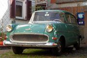 Oldtimer Opel Rekord P1 Bauj