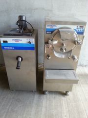 Eismaschine Softeismaschine Cafe Imbiss Gastronomie