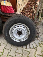 VW LT Auto Reifen