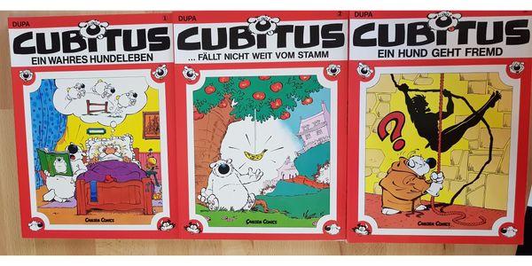 Cubitus Br 1-3 1 Auflage