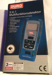 Multifunktionsdetektor unbenutzt und original verpackt
