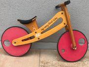 Fahrrad Laufrad Holz