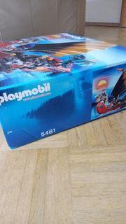 Playmobil Drachen Kampfschiff 5481 5-12
