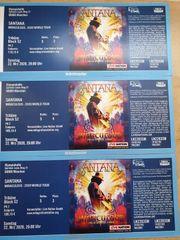 Santana-Konzert München 22 03 2020-Superkarten