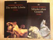 2 Henning Mankell Thriller Die