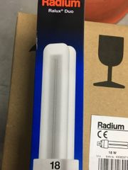 Kompakt-Leuchtstofflampen
