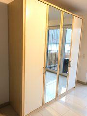 Kleiderschrank mit 4 Türen 2