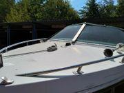 Rarität Motorboot 130PS mit Trailer