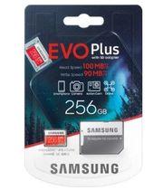 Speicherkarte Samsung microSDXC EVO Plus