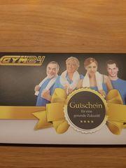 Gutschein Gym24 Fitness All inkl