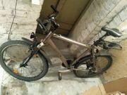 Mountainbike von Fahrrad intra