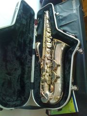 Saxophone tenor Pierret Paris Artiste