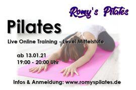 Trainiere Pilates live und online: Kleinanzeigen aus Babenhausen - Rubrik Schulungen, Kurse, gewerblich