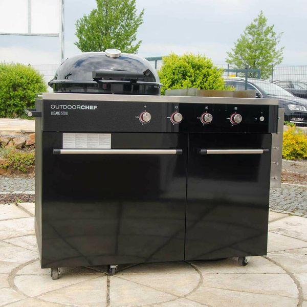 Gasgrill Outdoorküche Outdoorchef Lugano 570 G Gas ...