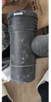 Grundierung Dichtband Rohrschelle