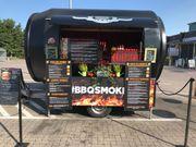 Imbisswagen Foodtrailer zu verkaufen