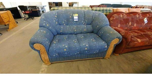 Sofa 2 Sitzer gepflegt - HH250511