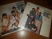 Beatles Schallplatten