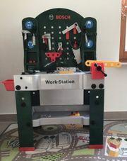Bosch Werkbank für Kinder Work-Station