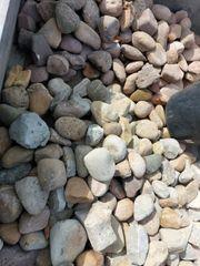 Steine verschiedene Größen