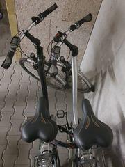 Zwei E-Bikes von FLYER T8 1