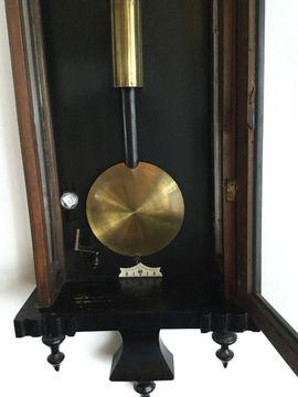 Pendeluhr Antikregulator um 1870: Kleinanzeigen aus Rösrath - Rubrik Uhren