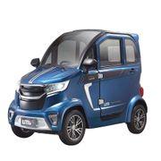 Stormborn X8 GT AC Elektro-Kabinenfahrzeug - dunkelblau