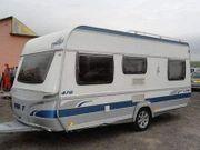 Fendt Saphir 470 Caravan Wohnwagen