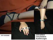 Mädchen Armband Fusskettchen Bettelarmband Freundschaftsbändchen