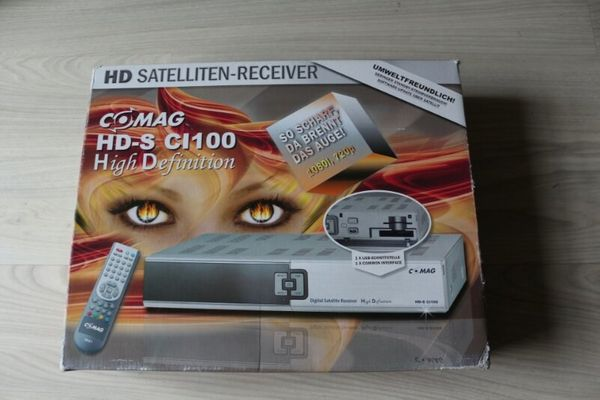 Comag HD-S CI100 High Definition
