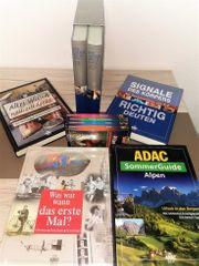 Diverse ADAC Bücher u a